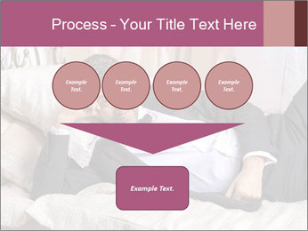 Macho In Bed PowerPoint Template - Slide 93