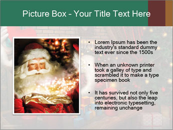Magic Santa PowerPoint Template - Slide 13