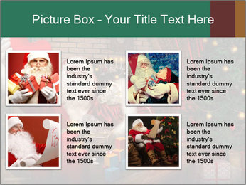 Magic Santa PowerPoint Templates - Slide 14