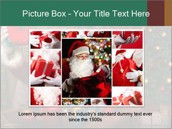 Magic Santa PowerPoint Template - Slide 16