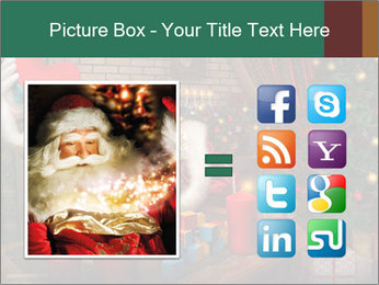 Magic Santa PowerPoint Template - Slide 21