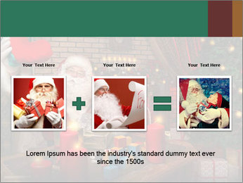 Magic Santa PowerPoint Template - Slide 22