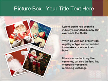 Magic Santa PowerPoint Templates - Slide 23