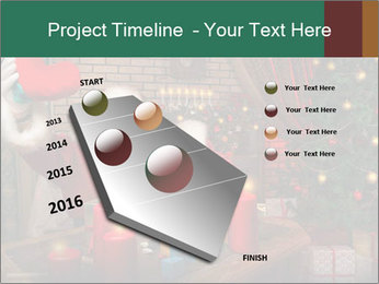 Magic Santa PowerPoint Templates - Slide 26
