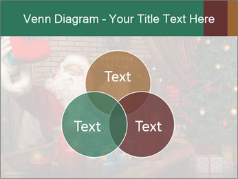 Magic Santa PowerPoint Templates - Slide 33
