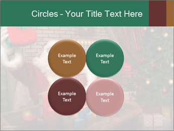 Magic Santa PowerPoint Template - Slide 38