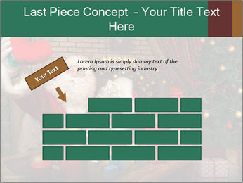 Magic Santa PowerPoint Template - Slide 46