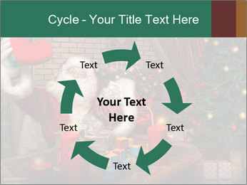 Magic Santa PowerPoint Templates - Slide 62