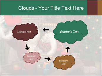 Magic Santa PowerPoint Templates - Slide 72