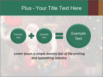 Magic Santa PowerPoint Template - Slide 75