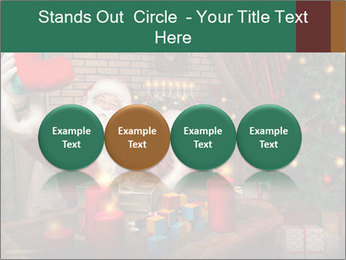 Magic Santa PowerPoint Templates - Slide 76