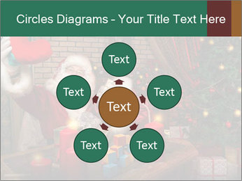 Magic Santa PowerPoint Template - Slide 78