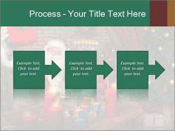Magic Santa PowerPoint Template - Slide 88