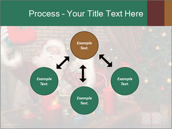 Magic Santa PowerPoint Templates - Slide 91