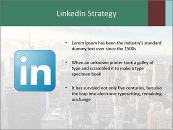 Panoramic City PowerPoint Templates - Slide 12