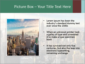 Panoramic City PowerPoint Template - Slide 13