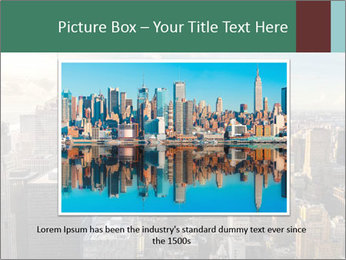 Panoramic City PowerPoint Template - Slide 15