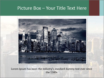 Panoramic City PowerPoint Templates - Slide 16