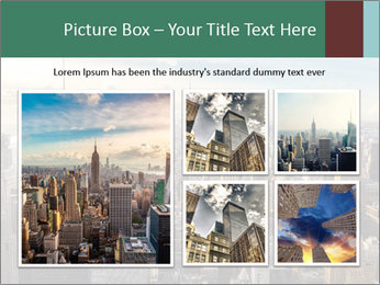 Panoramic City PowerPoint Templates - Slide 19
