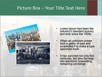 Panoramic City PowerPoint Template - Slide 20