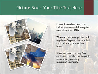 Panoramic City PowerPoint Templates - Slide 23