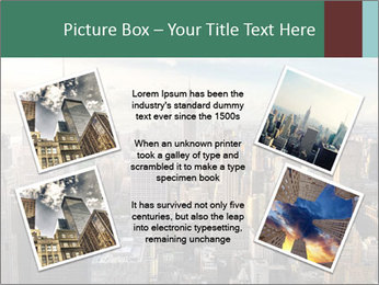 Panoramic City PowerPoint Template - Slide 24