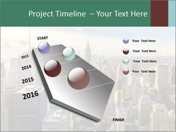 Panoramic City PowerPoint Template - Slide 26