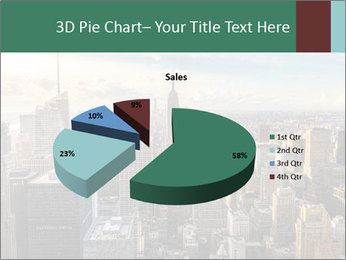 Panoramic City PowerPoint Template - Slide 35