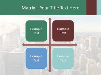 Panoramic City PowerPoint Template - Slide 37