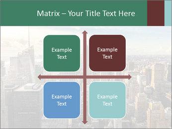 Panoramic City PowerPoint Templates - Slide 37