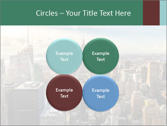 Panoramic City PowerPoint Template - Slide 38