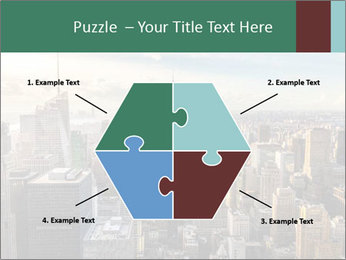 Panoramic City PowerPoint Template - Slide 40