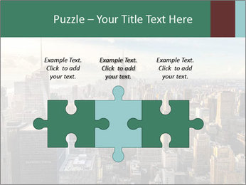 Panoramic City PowerPoint Template - Slide 42