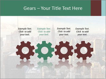 Panoramic City PowerPoint Templates - Slide 48