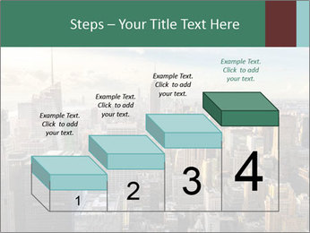 Panoramic City PowerPoint Template - Slide 64