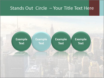 Panoramic City PowerPoint Template - Slide 76