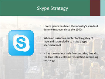 Panoramic City PowerPoint Template - Slide 8