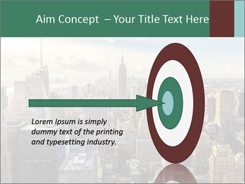 Panoramic City PowerPoint Template - Slide 83