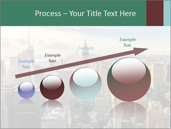 Panoramic City PowerPoint Template - Slide 87