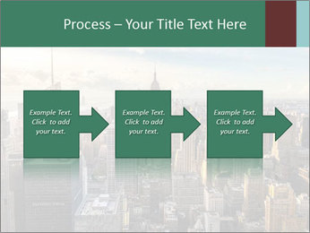 Panoramic City PowerPoint Template - Slide 88