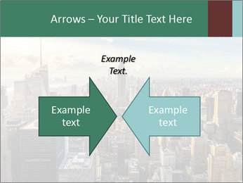 Panoramic City PowerPoint Template - Slide 90