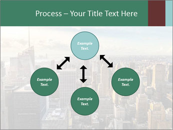 Panoramic City PowerPoint Template - Slide 91
