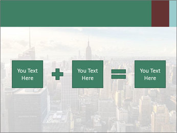 Panoramic City PowerPoint Template - Slide 95