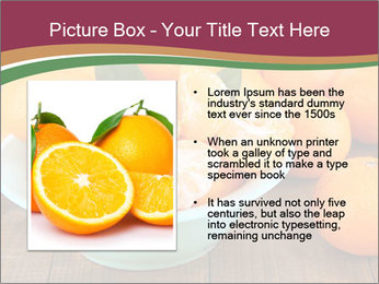 Sweet Tangerin PowerPoint Template - Slide 13