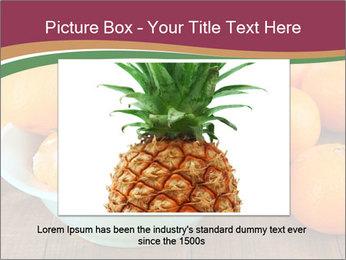Sweet Tangerin PowerPoint Template - Slide 15