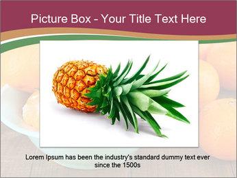 Sweet Tangerin PowerPoint Template - Slide 16