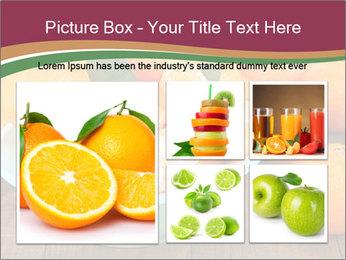 Sweet Tangerin PowerPoint Template - Slide 19