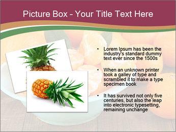 Sweet Tangerin PowerPoint Template - Slide 20