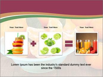 Sweet Tangerin PowerPoint Template - Slide 22
