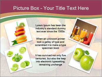 Sweet Tangerin PowerPoint Template - Slide 24